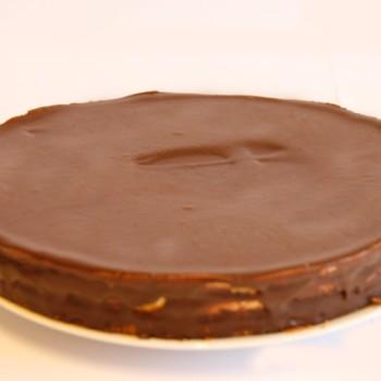 Sdulce - 204 - Tarta de Queso con Chocolate